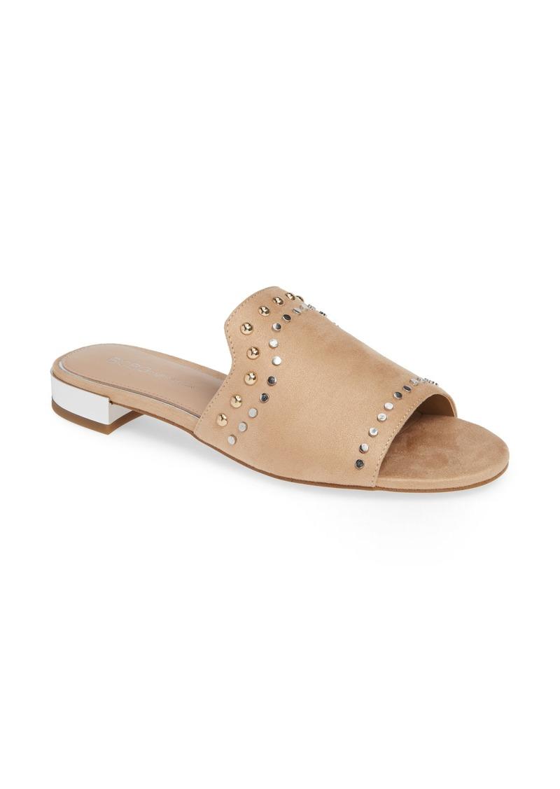 BCBG Devin Studded Slide Sandal (Women)