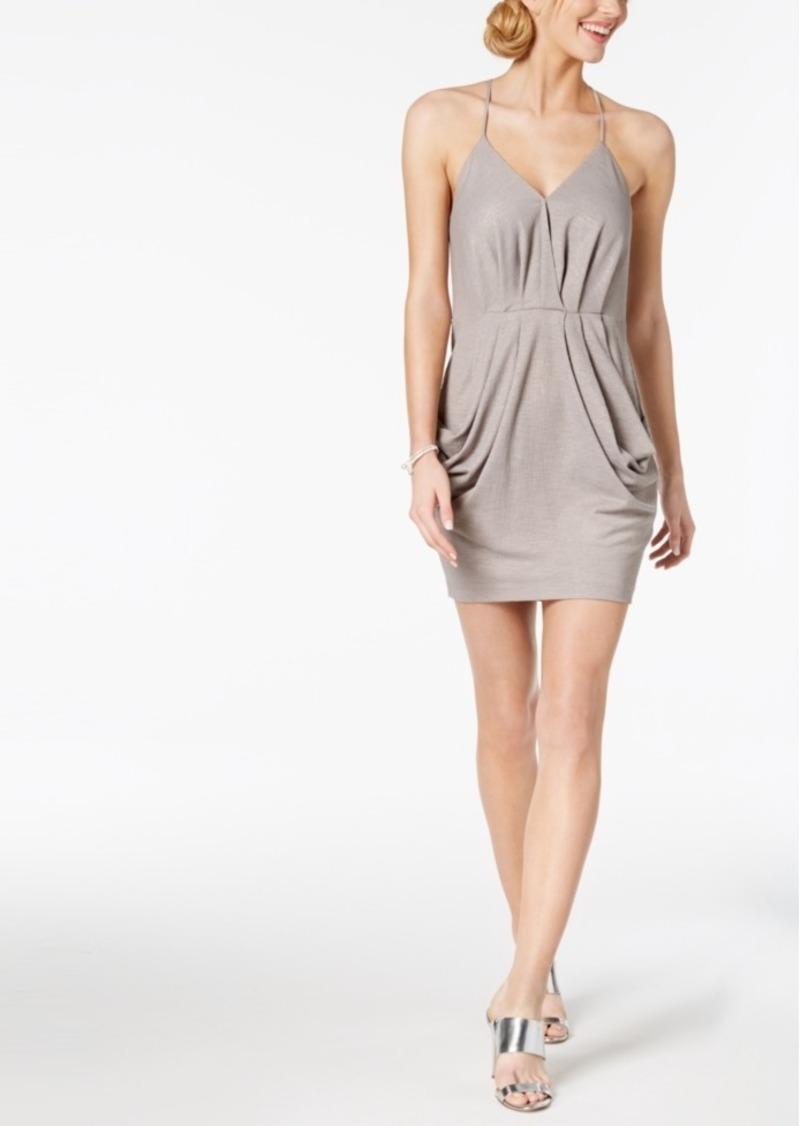 Bcbg Draped A-Line Dress