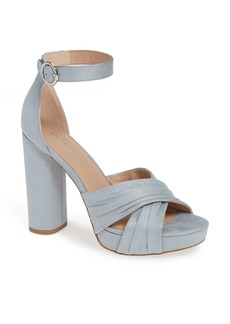 3c9a697a1edbb5 BCBG BCBGeneration  Wander  Embellished Flat Sandal (Women)