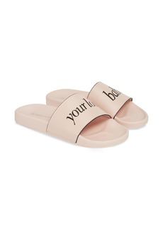BCBG Your Loss, Babe Slide Sandals (Women)