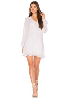 BCBGeneration Airy Button Dress