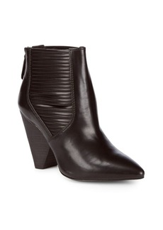BCBGeneration Alexis Smooth Nappa Booties
