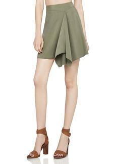 BCBGeneration Asymmetric Draped Skirt