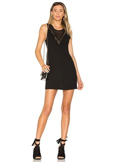 BCBGeneration Baby Doll Dress in Black. - size 0 (also in 2,4)