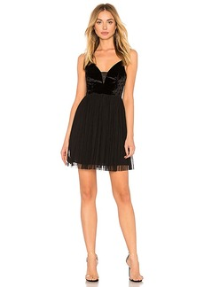 BCBGeneration Ballerina Dress in Black. - size 0 (also in 2,4,6,8)