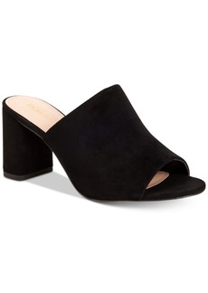 BCBGeneration Beverly Block-Heel Mules Women's Shoes