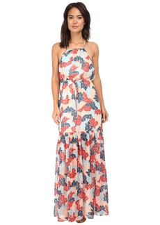 BCBGeneration Blouson Maxi Dress