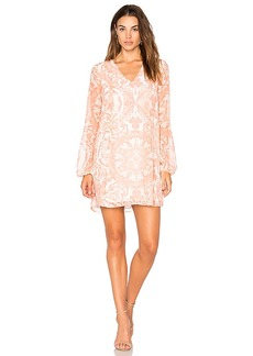 BCBGeneration Bow Dress in Pink. - size S (also in M,XS)