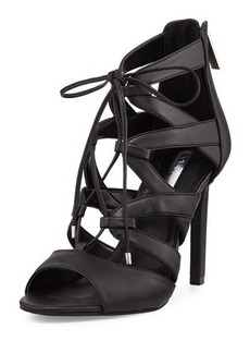 BCBGeneration Carmeena Lace-Up Leather Sandal