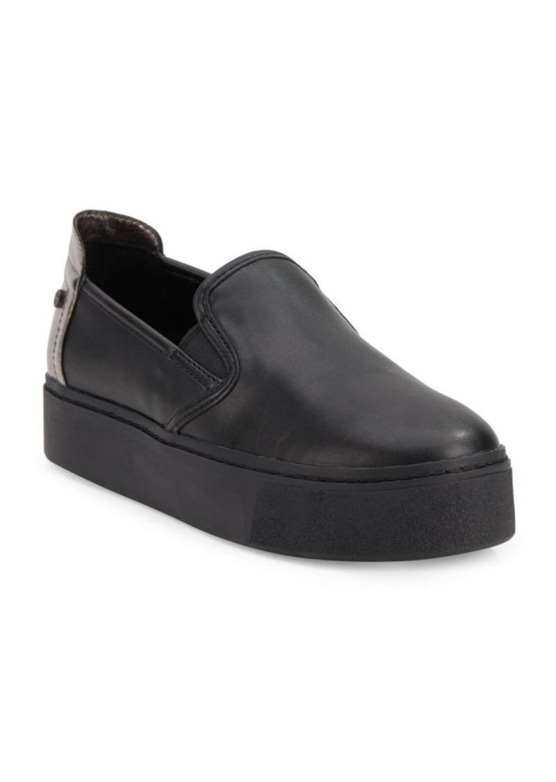 bcbg bcbgeneration casey smith slip on platform shoes