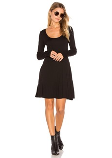 BCBGeneration Casual Fit & Flare Dress