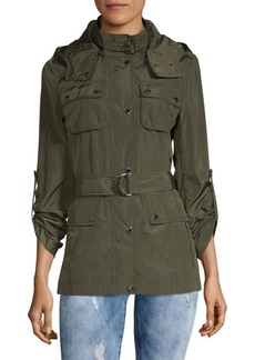 Classic Belted Anorak