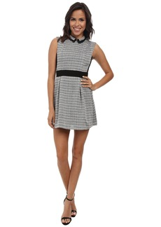BCBGeneration Collared Mini Dress