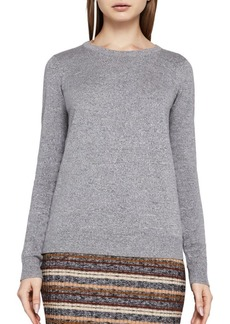 BCBGeneration Crossback Cotton Sweater