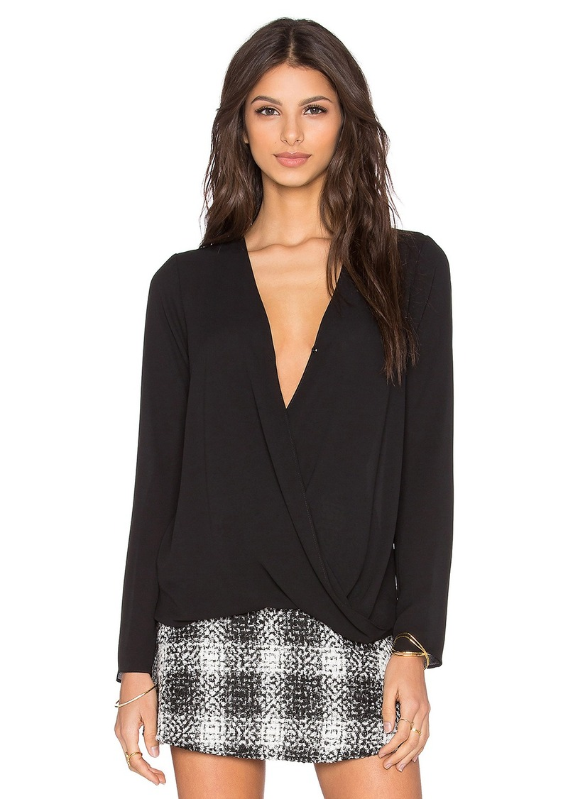 BCBGeneration Crossover Top