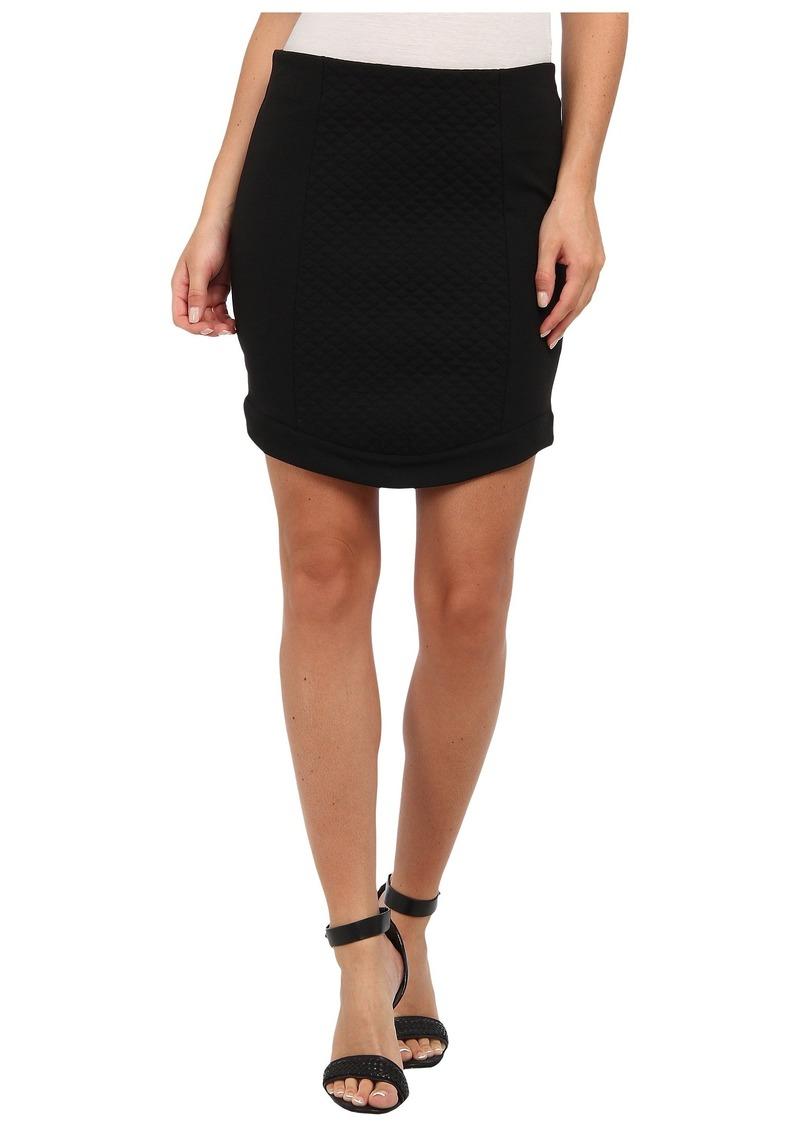 BCBGeneration Curved Hem Skirt XGN3E960