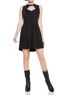 BCBGeneration Cutout Dress