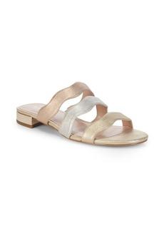 Dania Metallic Sandals