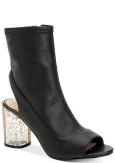 BCBGeneration Desire Block-Heel Booties Women's Shoes