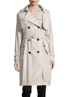 BCBGENERATION Double-Breasted Trench Coat