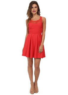 BCBGeneration Empire Dress with Back Tie