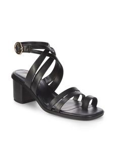 BCBG Erica Ankle-Strap Sandals