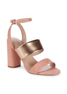 BCBGeneration Farryn Micro Block Heel Sandals