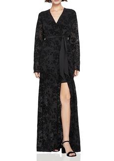 BCBGeneration Faux-Wrap Maxi Dress