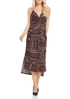 BCBGeneration Floral Midi Dress