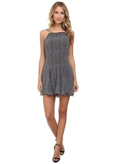 BCBGeneration Godet Slip Dress