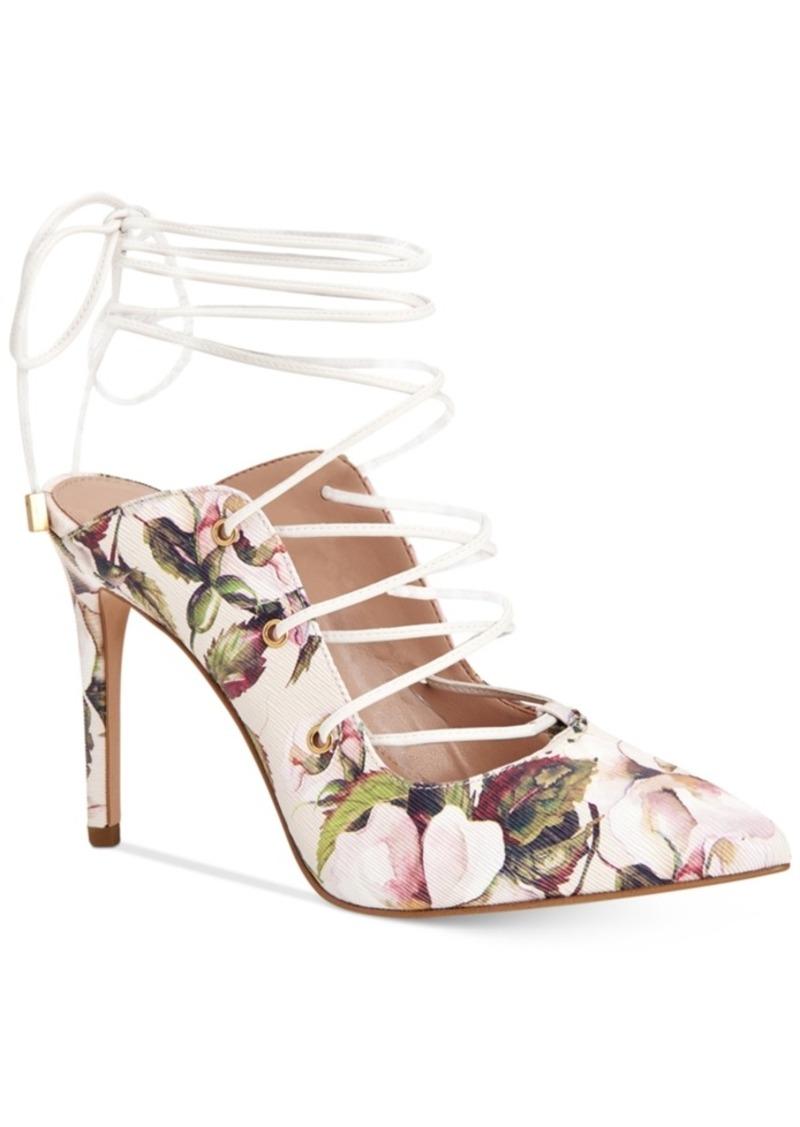 c563ce17783 BCBG BCBGeneration Hayes Lace-Up Pumps Women s Shoes