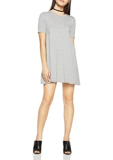BCBGeneration Heathered A-Line Dress