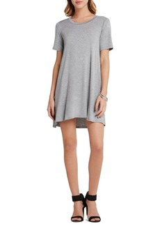 BCBGeneration Heathered Jersey A-Line Dress