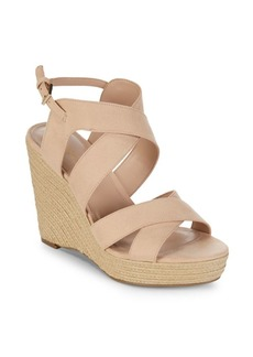 BCBG Jaida Dream Wedge Sandals
