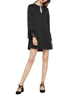 Keyhole A-Line Dress
