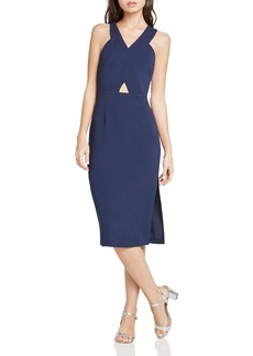 BCBGeneration Keyhole Dress