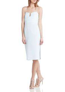 BCBGeneration Keyhole Sheath Dress