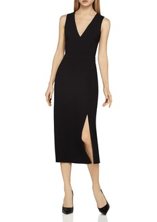 BCBGeneration Lace-Back Sheath Dress