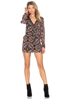 BCBGeneration Lace Romper