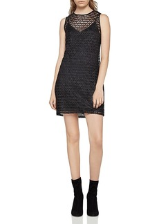 BCBGeneration Lace Tank Dress
