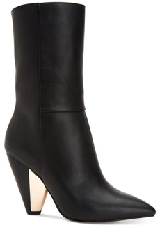 BCBGeneration Leslie Cone-Heel Booties Women's Shoes