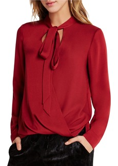 BCBGENERATION Long Sleeve Blouse
