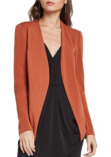 BCBGENERATION Open-Front Asymmetical Jacket