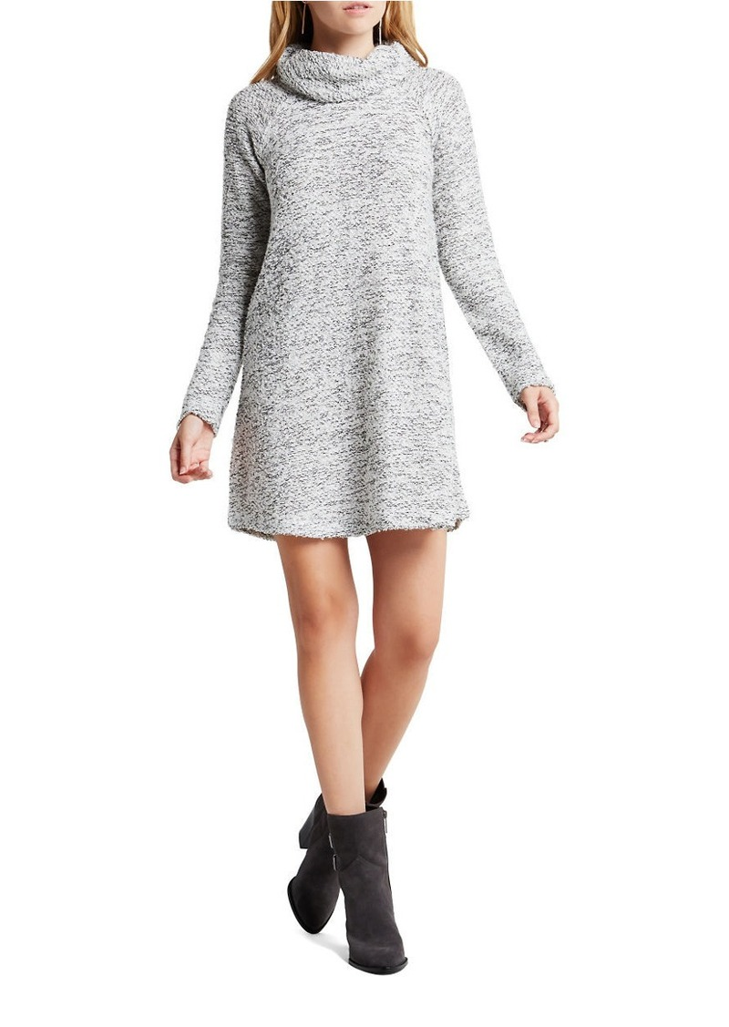 BCBGENERATION Long Sleeve Sweater Dress