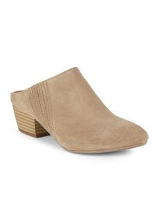 BCBGeneration Lori Almond-Toe Slip-On Boots