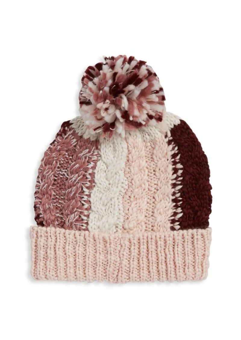 728f866a4 eneration Multicolor Knit Pom Beanie