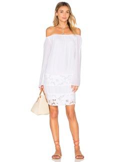 BCBGeneration Off the Shoulder Dress