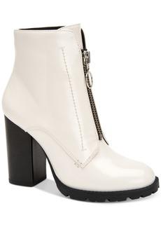 BCBGeneration Pilar Block-Heel Booties Women's Shoes