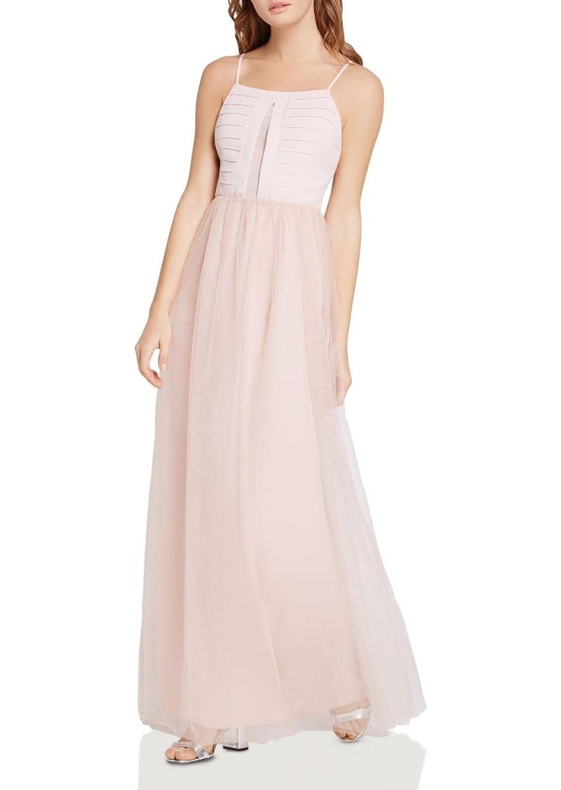 Bcbg Bcbgeneration Pleated Bodice Maxi Dress