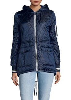 BCBGeneration Quilted Soft Shell Jacket